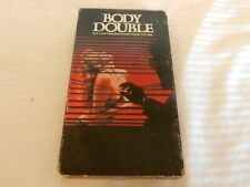 Body Double (VHS, 1996, Close Captioned) Melanie Griffith, Craig Wasson