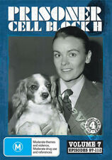 Prisoner: Cell Block H - Vol. 7 (Ep. 97-112) NEW PAL Series 4-DVD Set Australia