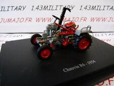 Tracteur 1/43 universal Hobbies CHAUVIN R6 1954