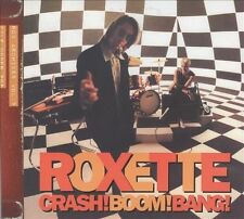 ROXETTE - CRASH BOOM BANG [BONUS TRACKS] (NEW CD)