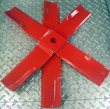 "3 Exmark  Mower Blades. For 56"" Deck 103-9607 (11778)"