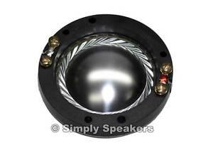 SS Audio Diaphragm for Altec Lansing 806 807 808 8 Ohm 26420xx Horn Driver