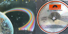 Rainbow- Down to Earth- POLYDOR 823705-2- Made in W.-Germany WIE NEU
