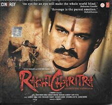 Rakht Charitra 1 - Neuf Bollywood Bande Sonore CD Chansons