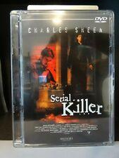 Serial Killer DVD-Erstauflage im Juwelcase mit Charles Sheen RAR - Sehr gut
