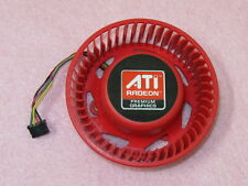 75mm ATI Radeon HD 4870 4890 5850 5870 5970 Fan Replacement PVB070G12H 12V 1.0A