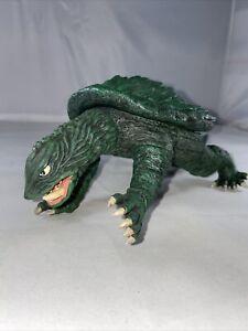 "2000 SHOWA 11"" CRAWLING GAMERA X-Plus Daikaiju Series Movie Monster Godzilla"