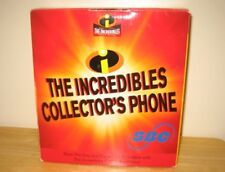 Disney Pixar The Incredibles SBC Red Collector's Phone in Box