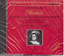 Verdi: Macbeth Selezione / Gavazzeni, Gencer, Guelfi, Venezia 9-3.1968 - CD