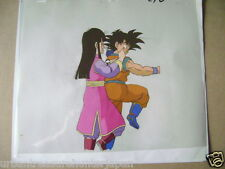 DRAGONBALL  GOKU / CHI CHI CHICHI ANIME PRODUCTION CEL 8