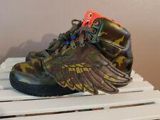 Adidas Originals ObyO Jeremy Scott JS WING CAMO Men's Trainers BNWT UK 5, E 38