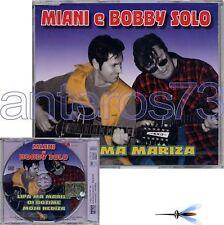 "MIANI e BOBBY SOLO ""LIPA MA MARIZA"" RARO CDsingolo"