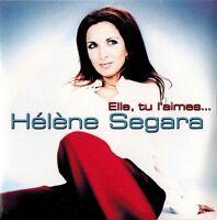 Hélène Segara CD Single Elle, Tu L'Aimes... - France (VG+/EX)