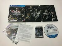 Dissidia Final Fantasy NT Steelbook Brawler Edition PS4 Complete Cloud Cover