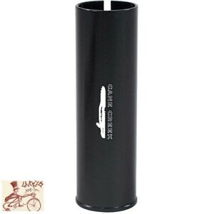 CANE CREEK  25.4mm TO 26.0mm BLACK BICYCLE SEAT POST SHIM