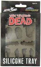 THE WALKING DEAD SILICONE TRAY ice candy mold NEW jello twd diamond select toys