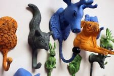 Animals Metal Wall Hooks & Door Hangers