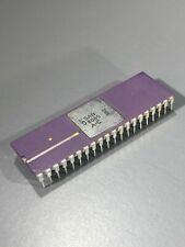 Rare Siemens SAB8085A-C - Intel 8085 Microprocessor Clone - Purple Ceramic,Works