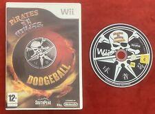 Pirates Vs Ninjas Dodgeball Game for Nintendo Wii / Wii U PAL complete