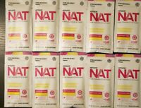 Pruvit Keto OS NAT Ketones Raspberry Lemonade Caffeine free 10 Packets Exp 2022