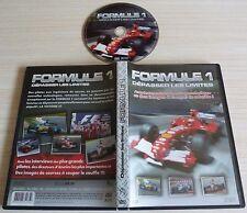 RARE DVD SPORT AUTOMOBILE FORMULE 1 DEPASSER LES LIMITES