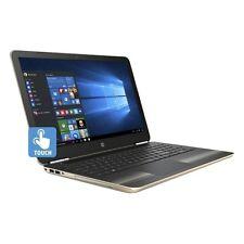"HP Pavilion 15-au030nr 15.6"" Touch Laptop Intel i7-6500U 2.5GHz 12GB 1TB Win 10"