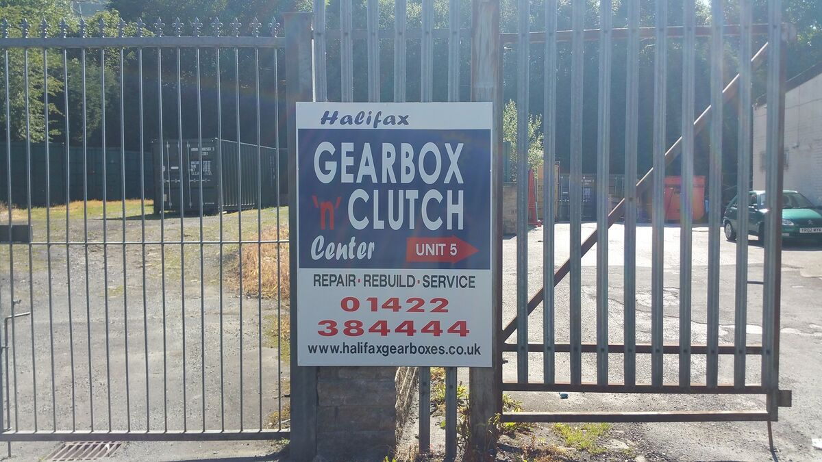Halifax Gearbox N Clutch Center Ltd