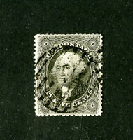 US Stamps # 36 XF choice used gem Scott Value $325.00