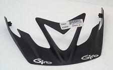 Genuine Nos Giro Animas Helmet Visor, Black, #108096, Brand New