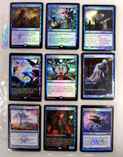 Magic The Gathering - Mixed Lot - Various Blue x5 - Foil Promo Cards