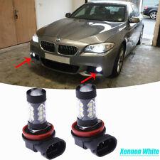 2XH11 H9 H8 SMD LED Daytime Running Fog Light Bulb DRL fit For BMW E90 E91 E93