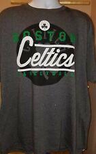 NBA Boston Celtics Men's 2XL Ring Spun Soft Tshirt