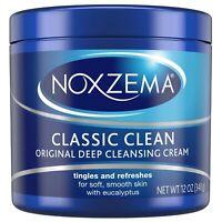 New Noxzema Classic Clean Original Deep Cleansing Cream 12 Oz.