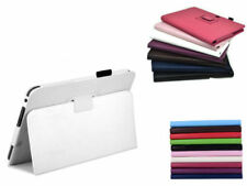 Custodie e copritastiera bianca in pelle per tablet ed eBook iPad Air 2