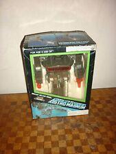 ASTRO MAGNUM G1 BOX DELUXE MODEL TRANSFORMERS  1983 SOUND decepticon