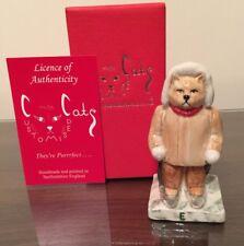 PEGGY DAVIES -EXPLORER CAT