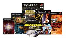 PS 2 GAMES NEU & Versiegelt Playstation 2 Spiele OVP Retro Sammler Rennen Sport