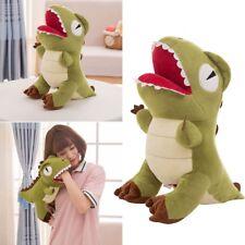Dinosaur Cartoon Animal Kids Preschool Pretend Play Hand Puppets Soft Plush Toys