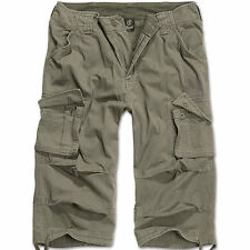 Cargo, Combat Loose Fit Shorts for Men