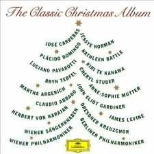 The Classic Christmas Album by Various Artists (CD, Oct-1996, Deutsche Grammophon)