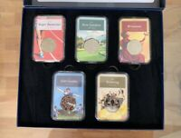 2019 50 Years of the 50p Kew Gardens Coin Edition Set New BUNC