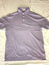 Peter Millar Crown Sport Summer Comfort Polo Shirt Large