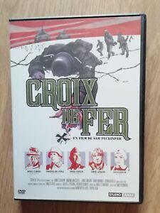 Dvd guerre. Croix de fer