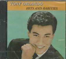 TONY ORLANDO - CD - Hits And Rarities - BRAND NEW
