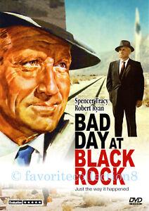 Bad Day at Black Rock (1955) - Spencer Tracy, Robert Ryan (Region All)