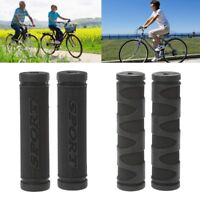 Grey T-ONE H2O T-GP19 TPR One Piece Bike Bicycle Cycling Handlebar Grips 130mm