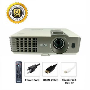 Thunderbolt Mini DP Bundle - Benq MX710 3D DLP Projector 2700 ANSI 1080p