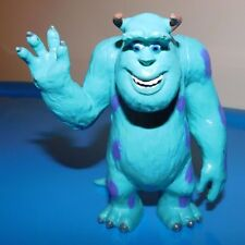 SULLEY Disney Pixar MONSTERS INC PVC TOY Figure FIGURINE 4""