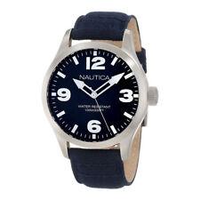 Nautica Watch BFD 102 Blue Mens N11555G