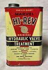 Vintage+Marvel+HI-REV+Motor+Oil+Can%2CNOS%2Cunopened%2CMystery+Oil